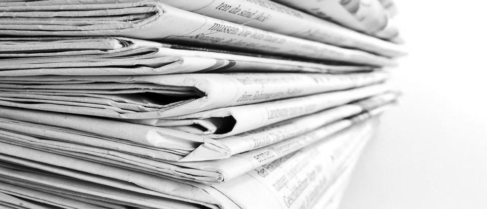 Newspapper Presse Comazo Maier zum Ochsen Unterwäsche