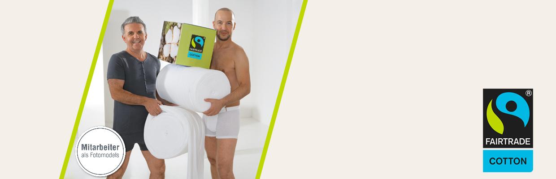 Comazo Fairtrade Unterwäsche für Herren