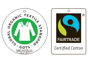 comazo GOTS Fairtrade