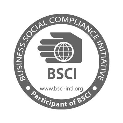 BSCI Zertifikat von Comazo