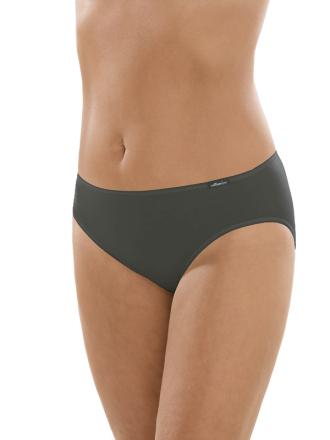Comazo Unterwäsche, Jazz-Pants für Damen in grau - Vorderansicht
