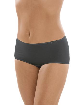 Comazo Unterwäsche, Hot-Pants für Damen in grau - Vorderansicht