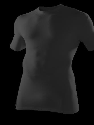 Funktionsshirt schwarz kurzarm