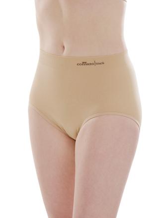 Comazo Shapewear, Slip figurformend für Damen, skin - Vorderansicht