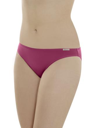 Comazo Unterwäsche, Mini-Slip für Damen in brombeer - Vorderansicht