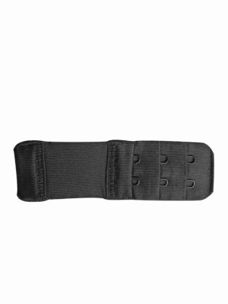 Comazo Lieblingswäsche Accessoires für Damen Bh-Verlängerung in schwarz