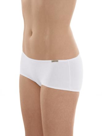 Comazo Biowäsche, Panty für Damen in weiss - Vorderansicht