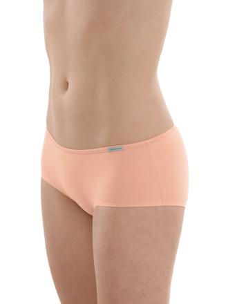 Comazo Biowäsche, Panty für Damen in peach - Vorderansicht