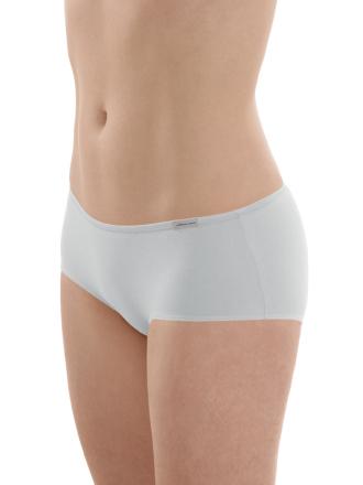 Comazo Biowäsche, Panty für Damen in hellblau - Vorderansicht