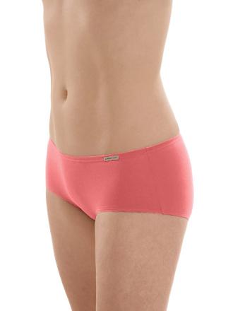 Comazo Biowäsche, Panty für Damen in hummer - Vorderansicht