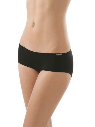 Comazo Unterwäsche, Hipster für Damen in schwarz - Vorderansicht