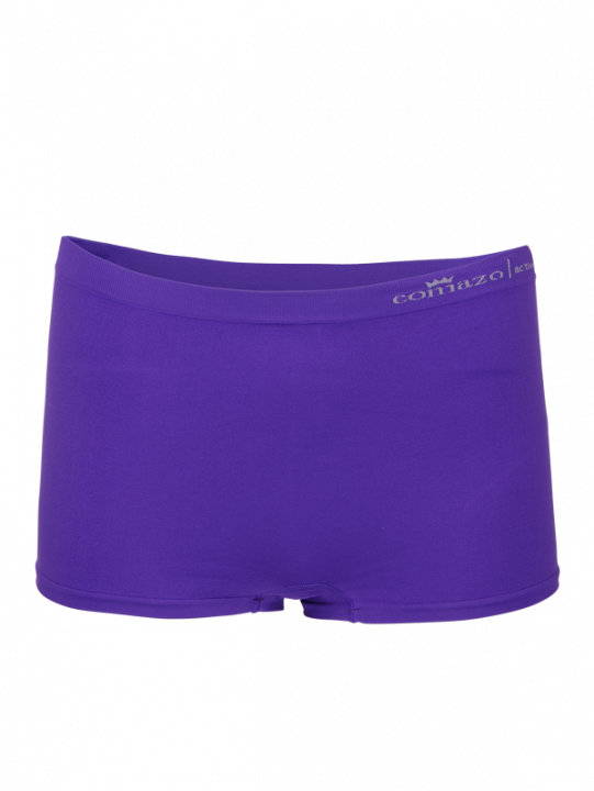 Comazo Funktionswäsche Hot Pants für Damen in lila