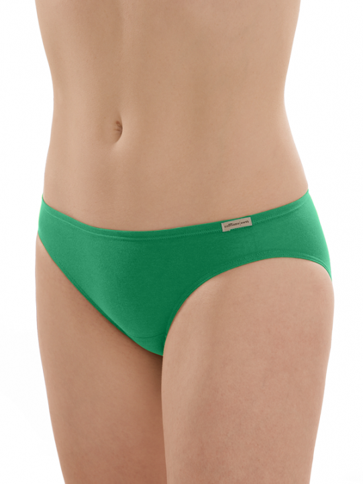 Comazo Biowäsche, Jazz-Pants für Damen in grün