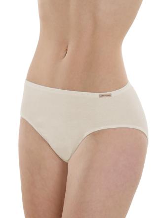 Comazo Biowäsche, Jazz-Pants für Damen in bio-natur
