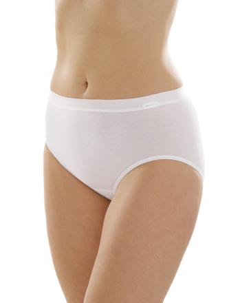 Comazo Unterwäsche, Slip für Damen in weiss - Vorderansicht