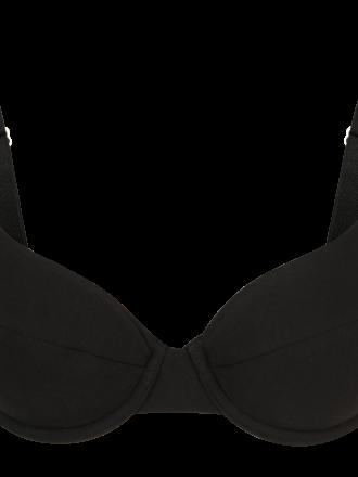 Comazo Biowäsche Damen BH in schwarz