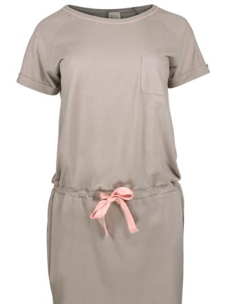 Comazo Lieblingswäsche Damen Nachthemd kurzarm in nougat