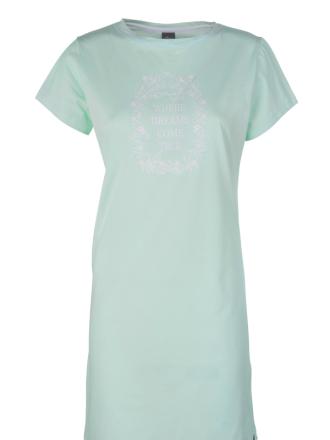 Comazo Lieblingswäsche Damen Sleepshirt in mint