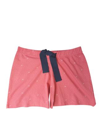 Comazo Unterwäsche Damen Teenie kurze Shorts in koralle