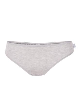 Comazo Lieblingswäsche Damen String in grey