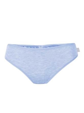 Comazo Lieblingswäsche Damen Mini-Slip in bleu