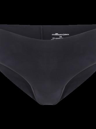 Unterwäsche Damen Cleancut Brasil-Slip in schwarz