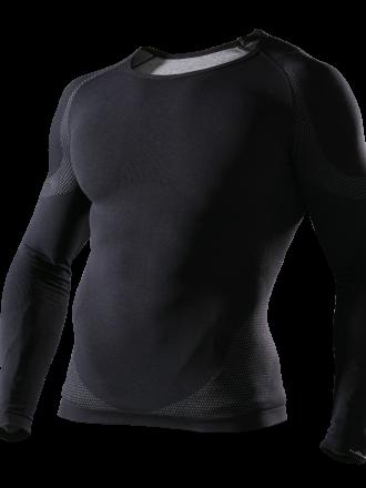 Seamless Shirt lang, Vorderseite