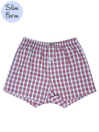 Comazo Lieblingswäsche Herren Boxershorts in jeans/weiss