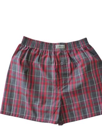 Comazo Unterwäsche, Boxer-Shorts, grau- Vorderansicht