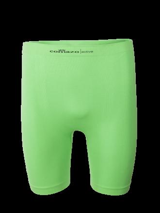 Comazo Funktionswäsche, Pants mit längerem Bein für Herren in grass - Vorderansicht