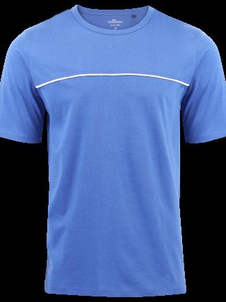 Comazo Lieblingswäsche Herren Nachtwäsche Shirt in blue