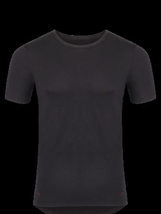 Unterwäsche Herren Shirt in schwarz