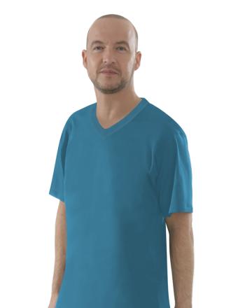Comazo Lieblingswäsche Herren Shirt in azur