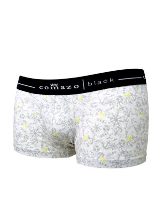 Comazo Lieblingswäsche Herren Short Pants in men weiß