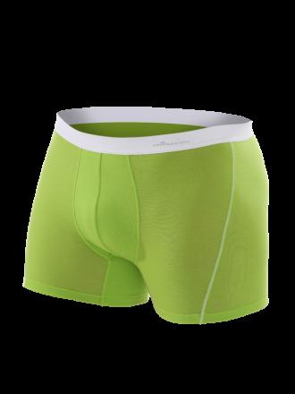 Comazo Funktionswäsche Trunk für Herren in lime green - Vorderansicht