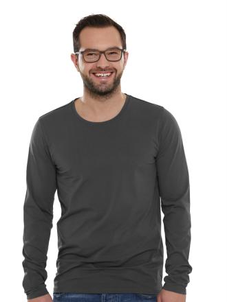 Comazo Lieblingswäsche Basic Shirt – anthrazit