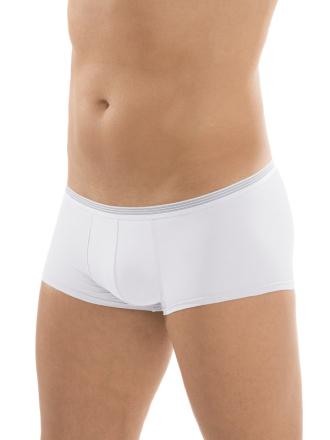 comazo|black Unterwäsche, Hip-Pants in weiss - Vorderansicht