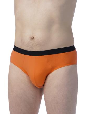 Comazo Lieblingswäsche Herren Slip in orange