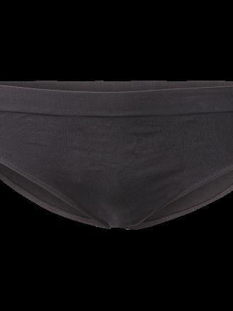 Unterwäsche Herren Slips in schwarz