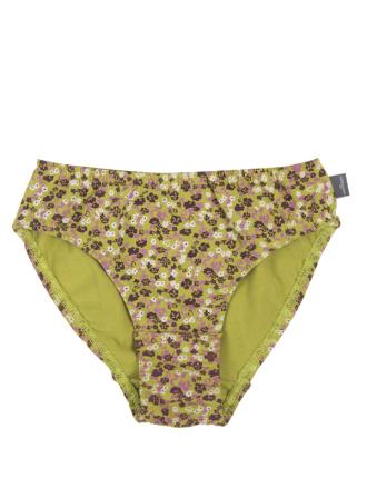 Comazo Lieblingswäsche, Slip für Mädchen in pistazie - Vorderansicht