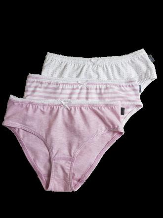 Comazo Lieblingswäsche Mädchen Slip in rosa