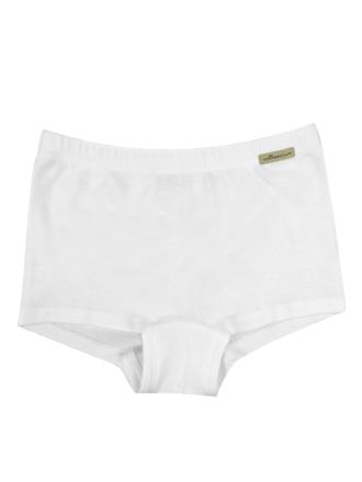 Comazo Lieblingswäsche Mädchen Panty in weiss