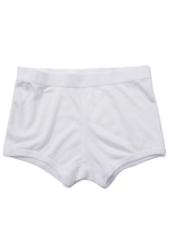 Comazo Unterwäsche Panty für Mädchen in weiss, Vorderansicht