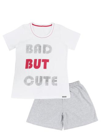 Comazo Lieblingswäsche, Shorty, Schlafanzug für Mädchen in bedruckt