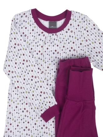 Comazo Nachtwäsche, Schlafanzug für Mädchen in bedruckt