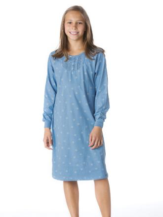 Comazo Nachthemd für Mädchen in denim - Gesamtansicht