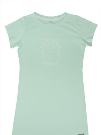 Comazo Lieblingswäsche Mädchen Sleepshirt in mint
