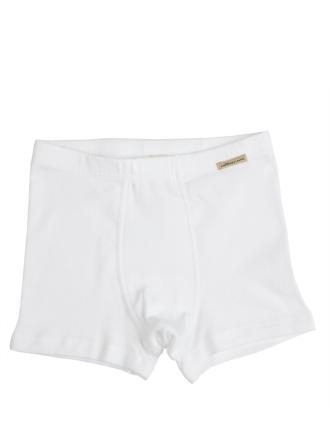Comazo Biowäsche, Pants für Knaben in weiss
