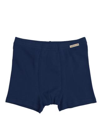 Comazo Biowäsche, Pants für Knaben in marine - Vorderansicht