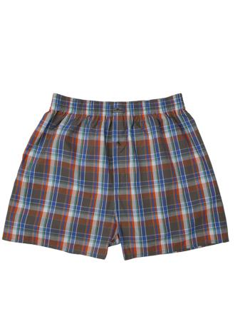 Comazo Unterwäsche, Boxer-Shorts für Knaben in südsee- Vorderansicht